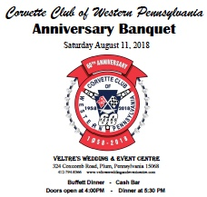 CCWP 60th Anniversary Dinner @ Veltre's Wedding and Event Centre | New Kensington | Pennsylvania | United States