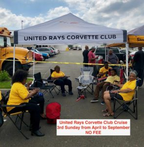NON-CCWP - United Rays Corvette Club - Cruise @ U Pull & Pay | Penn Hills | Pennsylvania | United States