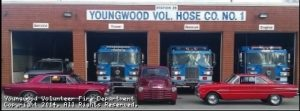 NON-CCWP - Youngwood, PA. VFD Car Cruise @ Youngwood Fire Department | Youngwood | Pennsylvania | United States